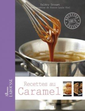 Recettes au Caramel - Larousse - 9782035874894 -