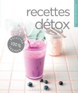 Recettes détox - Larousse - 9782035890214 -