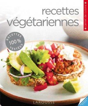 Recettes végétariennes - Larousse - 9782035890245 -