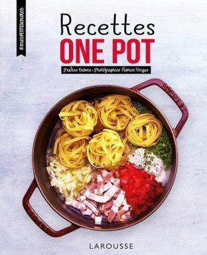Recettes one pot - Larousse - 9782035930002 -
