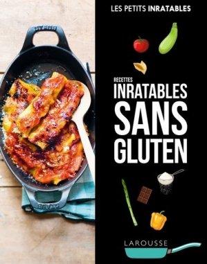 Recettes inratables sans gluten - larousse - 9782035945068 -