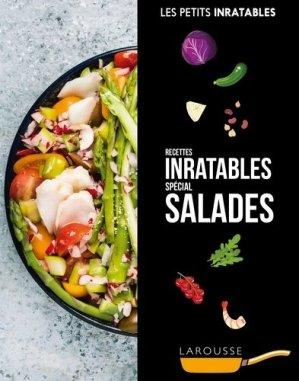 Recettes inratables spécial salades - Larousse - 9782035955067 -