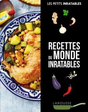 Recettes du monde inratables - Larousse - 9782035955975 -