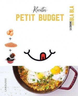 Recettes petit budget - Larousse - 9782035967411 -