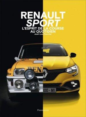 Renault Sport Cars - Flammarion - 9782081430129 -