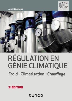 Régulation en génie climatique - dunod - 9782100798629