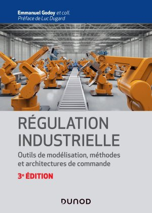 Régulation industrielle - dunod - 9782100800452 -