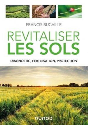 Revitaliser les sols - dunod - 9782100809189 -