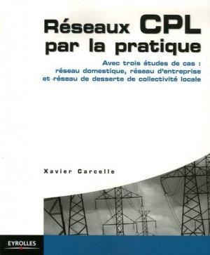Réseaux CPL par la pratique - Eyrolles - 9782212119305 -