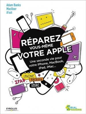 Réparez vous-même votre Apple - eyrolles - 9782212142518 -