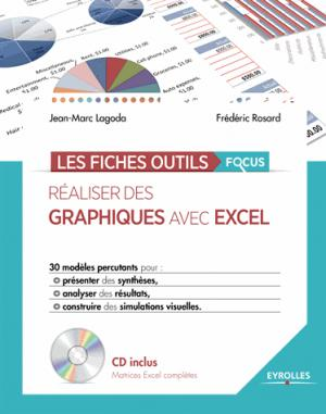 Réaliser des graphiques avec Excel - eyrolles - 9782212564259 -