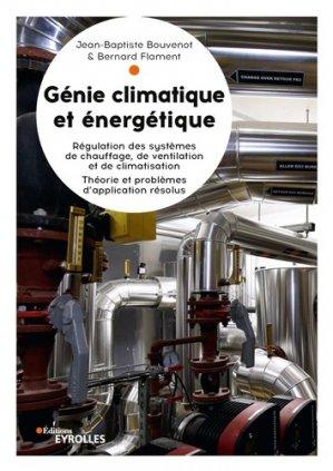 Génie climatique et énergétique - eyrolles - 9782212678017 -