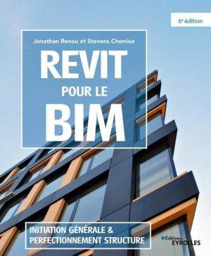 Revit pour le BIM - eyrolles - 9782212678673 -