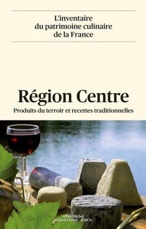 Région Centre - albin michel - 9782226230867 -
