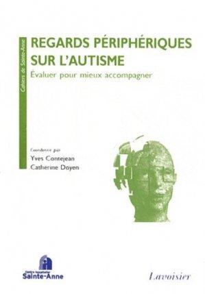 Regards périphériques sur l'autisme - lavoisier / sainte-anne - 9782257205209 -
