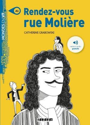 Rendez-Vous Rue Molière - didier - 9782278092345 -
