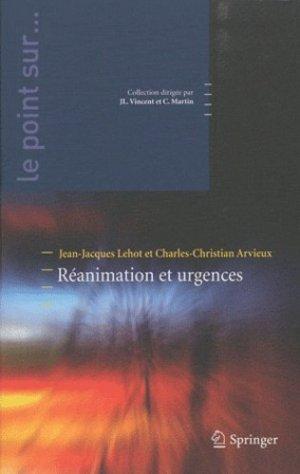 Réanimation et urgences - springer - 9782287991288