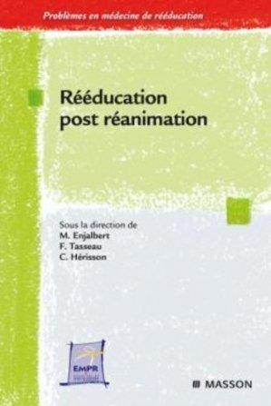 Rééducation post réanimation - elsevier / masson - 9782294711138 -