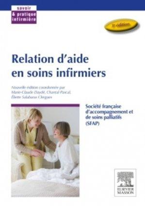 Relation d'aide en soins infirmiers - elsevier / masson - 9782294738340 -
