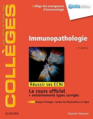 Référentiel Collège d'Immunopathologie - elsevier / masson - 9782294756481 -