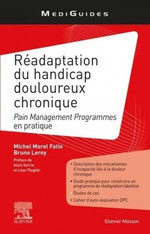Réadaptation du handicap douloureux chronique - elsevier / masson - 9782294760839 -
