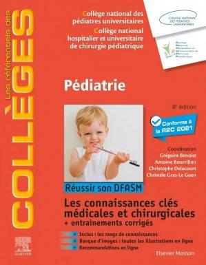 Référentiel Collège de Pédiatrie - elsevier / masson - 9782294764813 -