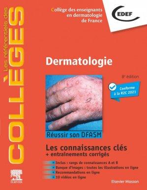 Référentiel Collège de Dermatologie - elsevier / masson - 9782294767074 -