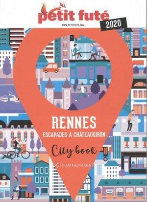 Rennes. Edition 2020 - Nouvelles éditions de l'Université - 9782305031132 -