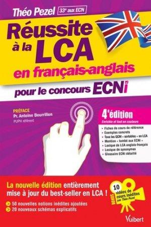 Reussite A La Lca En Francais Anglais Pour Le Concours Ecni