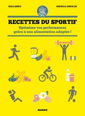 Recettes du sportif - mango - 9782317014178 -