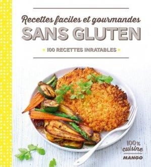 Recettes faciles et gourmandes sans gluten - mango - 9782317015397 -