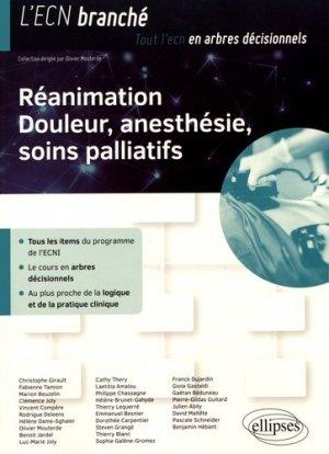 Réanimation - ellipses - 9782340017290 -