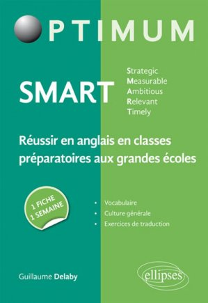 SMART Strategic, Measurable, Ambitious, Relevant, Timely - ellipses - 9782340017566 -
