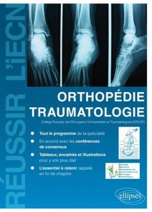 Référentiel collège d'Orthopédie traumatologie - ellipses - 9782340020757 -