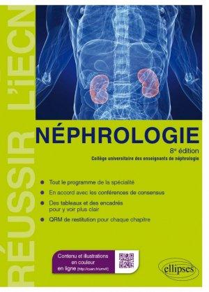 Référentiel Collège de Néphrologie - ellipses - 9782340025998 -