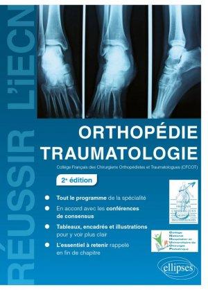 Référentiel collège d'Orthopédie traumatologie - ellipses - 9782340032828 -