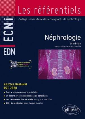 Référentiel Collège de Néphrologie - ellipses - 9782340042865 -
