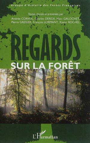 Regards sur la forêt - l'harmattan - 9782343024332 -