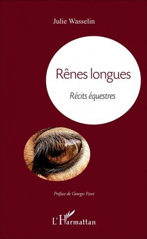 Rênes longues - l'harmattan - 9782343116877 -