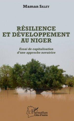 Résilience et développement au Niger - l'harmattan - 9782343181790 -