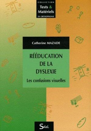 Rééducation de la dyslexie - solal - 9782353271443 -