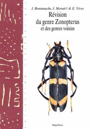Révision du genre Zonopterus et genres voisins - magellanes - 9782353870714 -