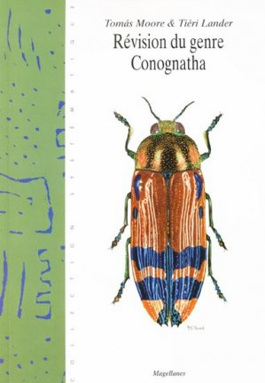 Révision du genre Conognatha - magellanes - 9782353870783 -
