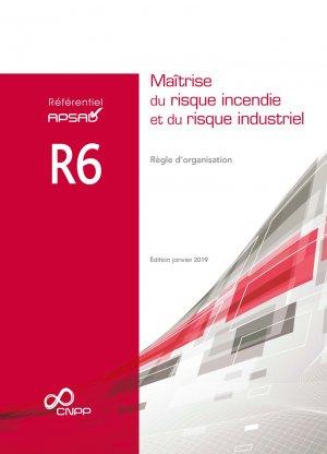 Référentiel APSAD R6 - cnpp - 9782355053085 -