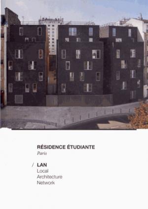 Résidence étudiante - archibooks - 9782357332140 -