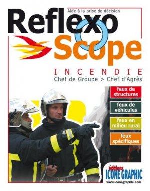 Reflexoscope incendie - Icone graphic - 9782357385351 -