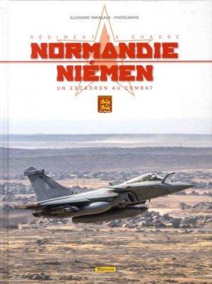 Régiment de chasse Normandie-Niémen. Un escadron au combat - Zéphyr Editions - 9782361182533 -