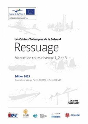 Ressuage - lexitis - 9782362330575 -