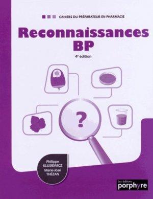 Reconnaissances BP - wolters kluwer - 9782362920226 -