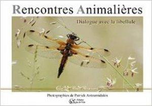 Rencontres animalières, dialogue avec la libellule - du jeu de l'oie  - 9782368310304 -